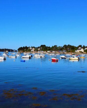Escale dans le Golfe du Morbihan