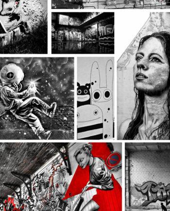Photos street art Stendhal
