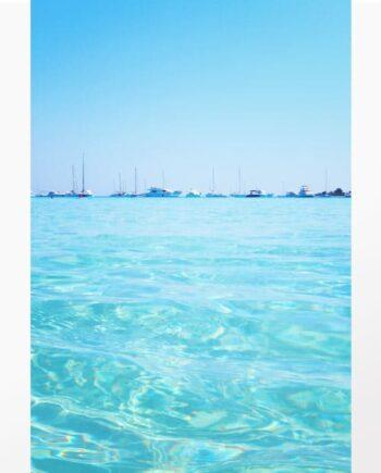 Eau cristalline en Croatie