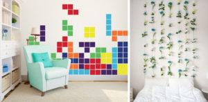 Trouvez une idée déco murale au rendu original !