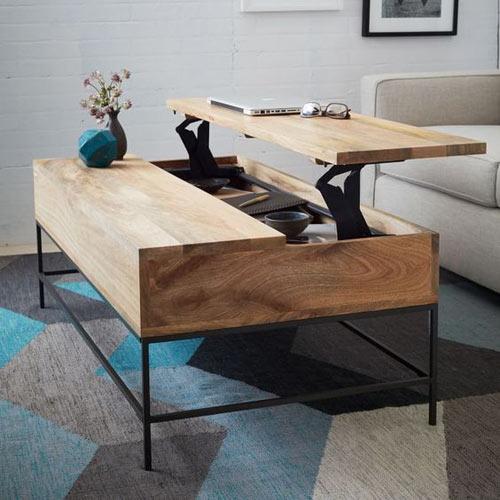 Conseils déco pour petite pièces : meubles de rangement