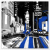 Toile New York de Times Square