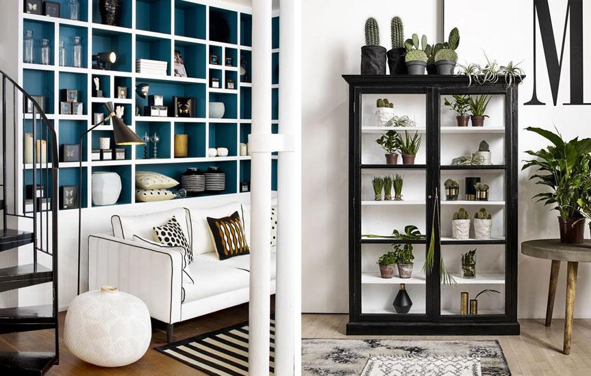 Les meubles vitrines, la pièce centrale de votre décoration moderne