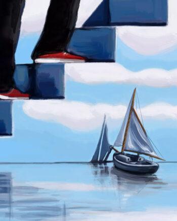Affiche film The Truman Show