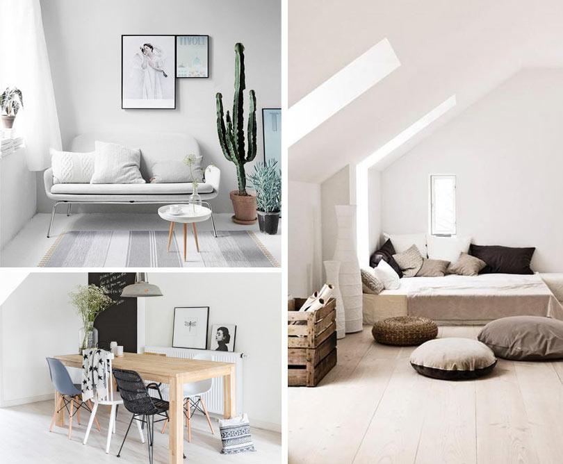 La décoration minimaliste : less is more