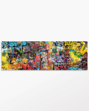 Tableau tags et graffitis