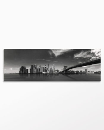 Affiche New York panoramique
