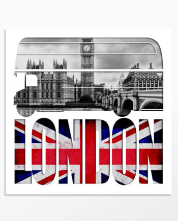 Tableau Londres design