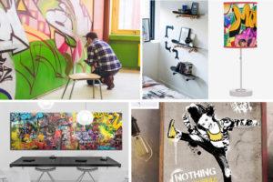La déco street art, une tendance qui donne du style