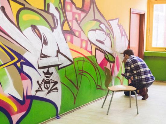 Decograffeur pour une deco street art unique